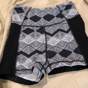Lucy (discontinued) running compression shorts